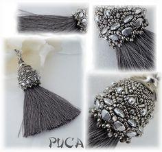 """Schéma ...Pendentif """" Zen"""" de Les perles de Puca por DaWanda.com"""