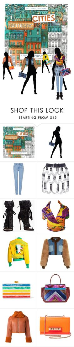 """City Day Hamburg"" by kapua-blume ❤ liked on Polyvore featuring Chronicle Books, Dsquared2, Sonia Rykiel, Edie Parker, Paula Cademartori, adidas Originals, Valentino and hamburg"