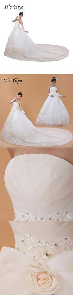 Free Shipping Wedding Dress 2016 Hot Sale Sweetangel Summer Style Tail Bride Dresses Korean Style Wedding Gown Tulle Bride Dress