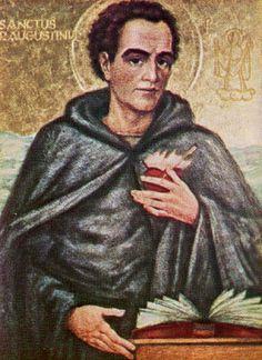 st augustine | St. Augustine of Hippo