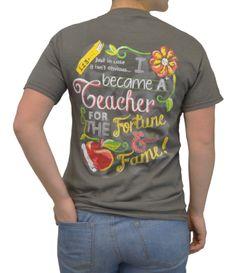 Itsa Girl Thing Teacher T-shirt!