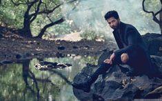 Male Fashion Trends: Shahid Kapoor se interna en la naturaleza para Filmfare Magazine