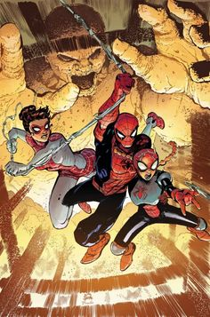 Amazing Spider-Man: Renew Your Vows #4 Renews Its Contents
