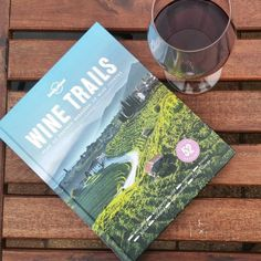 I love a good #book and a glass of #wine! This was a great read. Wine Trails... a plan for 52 weekends in wine country spanning the globe. Perfect for the #travel loving #winelover like myself. by winewankers