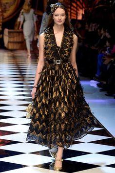Dolce & Gabbana RTW FW 2016
