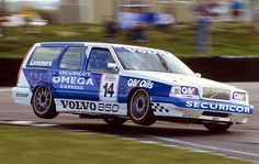 BTCC Volve 850 Estate.  Who would have guessed it.
