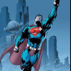 Superman- jim lee