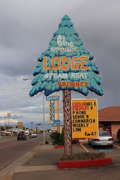 Blue Spruce Lodge......Gallup, New Mexico