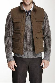 Billy Reid Puffer Vest