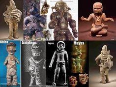 Οι υποστηρικτές της θεωρίας των αρχαίων αστροναυτών υποστηρίζουν ότι πρόκειται…