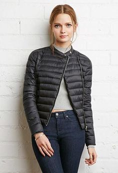 Found: warm puffy jackets that are actually cute. Click for our favorites to shop!