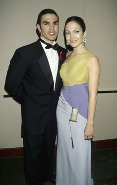 Pin for Later: You Won't Believe These Celebrity Couples Were Once Married  Jennifer Lopez married her first husband, Cuban actor Ojani Noa, in February 1997, but their marriage lasted less than a year.