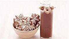 Když vám dojdou nápady, jedlé dárky nezklamou nikdy. Zkuste třeba skořicový likér. Peanut Butter, Diy And Crafts, Container, Cake, Recipes, Food, Rum, Kuchen, Recipies