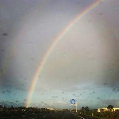 A vida é um arco-iris