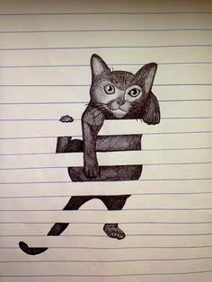 cat good mood