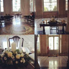 Weddings at City Hall Dublin City Hall Wedding, Wedding Table, Wedding Ideas, Dublin City, Love Is In The Air, Fresh Flowers, Real Weddings, Dining Table, Urban