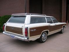 1970 Ford Country Squire wagon | Flickr - Photo Sharing!