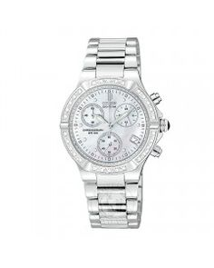 Citizen Ladies Riva Eco-Drive Watch FB1020-52D