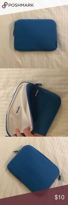 Incase laptop case NWT Bright blue Incase laptop case NWT Incase Accessories Laptop Cases