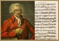 """Joseph Boulogne's """"Violin Concertos"""" (1770s-1780s)"""