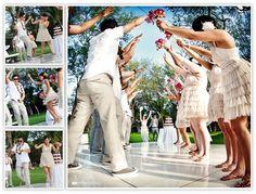 Maui Wedding Entrance / Mike Sidney Photography