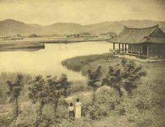 Anapji Pond, Gyeongju 1939년 경주 월지(안압지)