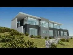 A very fast look at some of the great work we did for Grand Designs Australia Series All animation created by Our Vision in Sydney. Grand Designs Australia, Apartment Complexes, Contemporary Style, House Plans, Home And Garden, Ocean, House Design, Mansions, Architecture