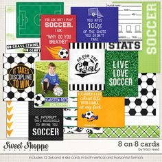 8 On 8 Cards by Traci Reed