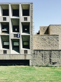 """How """"Heroic: Concrete Architecture and the New Boston"""" Hopes to Reclaim America's Concrete Heritage,Marcel Breuer & Associates, Madison Park High School (1966-77). Image © Chris Grimley"""
