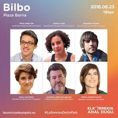 Unidos Podemos en Bilbao