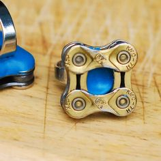 Square Bike Chain Ring - Keen Cyclists - Personality - Christmas Gift Guide - The Lost Lanes