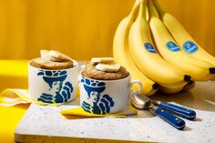 Got ripe bananas and a microwave? Get your banana bread fix in just five minutes with my easy Chiquita banana bread mug cake recipe! Chiquita Banana Bread Recipe, Banana Bread Mug, Banana Bread Recipes, Cake Recipes, Dessert Recipes, Baking Soda Baking Powder, Single Serve Desserts, Healthy Desserts, Breakfast Recipes
