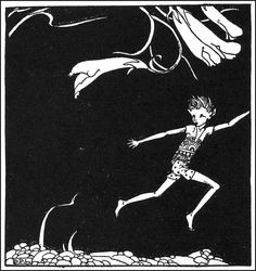 A-Tishoo! - Down-Adown-Derry; A book of Fairy Poems by Walter De La Mare; published by Constable & Co, 1922