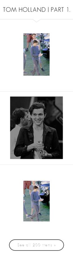 """TOM HOLLAND 