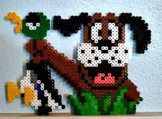 Duck Hunt Perler Beads by Ezri_B