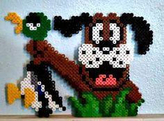 Duck Hunt Perler Beads by Ezri_B
