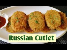 Russian cutlet by sheeba's kitchen Russian Chicken, My Recipes, Snack Recipes, Paneer Tikka, Healthy Diet Tips, Ramadan Recipes, Chicken Cutlets, Indian Snacks, Iftar