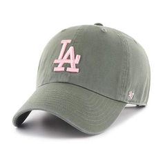 buy popular f4078 a594a Los Angeles Dodgers Women s 47 Brand Moss Clean Up Adjustable Hat Dodger  Hats, Detroit Game