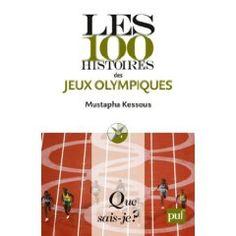 Les Jeux olympiques sont l'un des plus grands spectacles mondiaux. Nous venons y contempler les Dieux du stade accomplir des exploits, vivre des tragédies, rechercher le geste parfait. Cet ouvrage est un recueil de 100 histoires qui ont fait celle des Jeux olympiques.