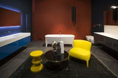 ISH Frankfurt, Messe, bath, bathroom, desgin Frankfurt, Bathtub, Living Room, Interior Design, Bathroom, Standing Bath, Nest Design, Washroom, Bath Tub