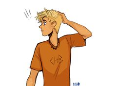 camp swap!au things to consider: a younger jason who really looked up to luke