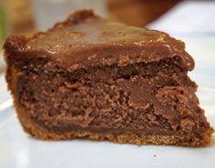 Cheesecake de Nutella by Carciofi
