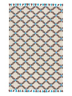 Becky Hand-Woven Rug by nuLOOM at Gilt