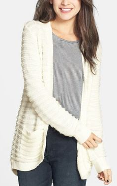 Cozy cardigans for fall