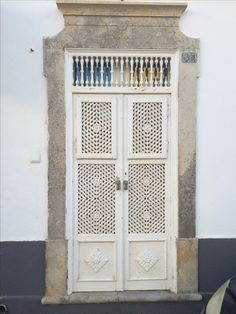 Porta em Tavira, Portugal
