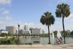 7. Orlando #7 for America's Fastest Growing Cities in 2016