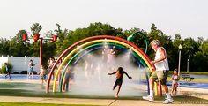 Johnson Park by Angela Nathaniel on Capture Memphis // Summer Fun