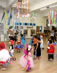 É Carnaval na Educação Infantil – Escola Villare