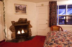 Stay in a room with a fireplace and relax while staying in Gatlinburg http://www.hotel-gatlinburg.com/