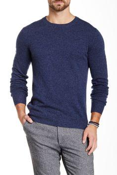 Qi | Cashmere Crew Neck Sweater | Nordstrom Rack
